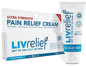 FREE LivRelief Ultra Strength Pain Relief Cream Sample