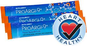 FREE Synergy ProArgi-9+ Food Supplement Sample