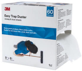 FREE 3M Easy Trap Duster Sweep and Dust Sheets Sample
