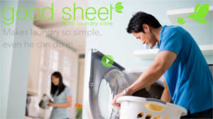 FREE TruSpring Good Sheet All In One Laundry Sheet Sample