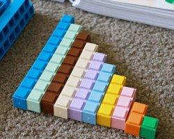 Free Math-U-See Sample Blocks