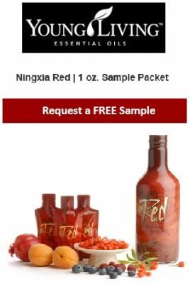 FREE Sample NingXia Red Anti-Oxidant Juice