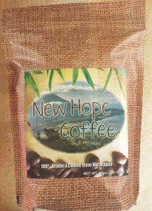 Free Sample Of New Hope Coffee