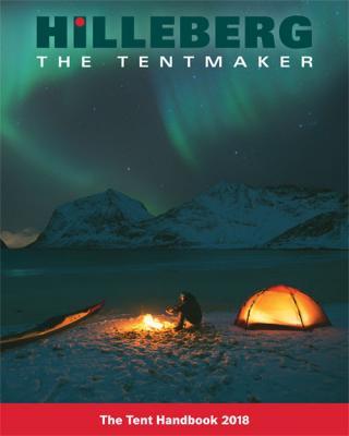 Free Hilleberg 2018 Tent Handbook