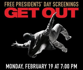 FREE Get Out Movie Screenings Tickets