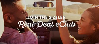 FREE Entree and Special Offers at Sizzler