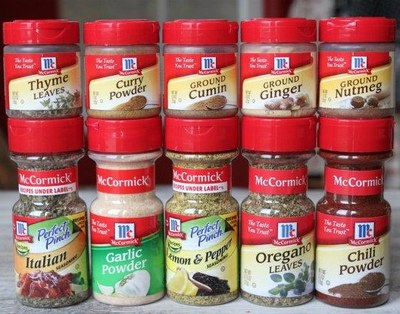 FREE Products from McCormick - Consumer Testing Program