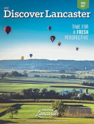 Free 2018 Lancaster travel guide