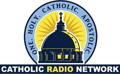 Free Catholic Radio Network Bumper Sticker