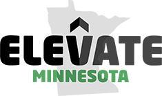 Free Elevate Minnesota Bumper Sticker (Minnesota Residents Only)