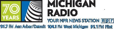 Free Michigan Radio Bumper Sticker and/or Window Cling