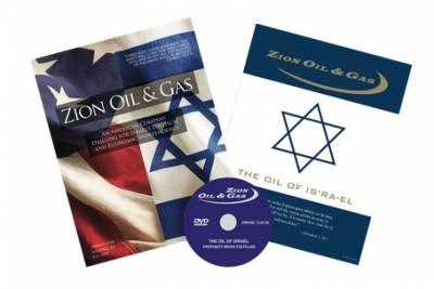 Free Information Pack from Zion Oil & Gas