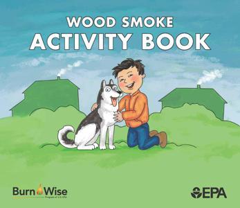 Free Wood Smoke Activity Book