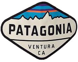 2 FREE Patagonia Stickers and Catalog