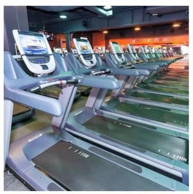 Free 7-day pass and 1 personal training session at Crunch Fitness
