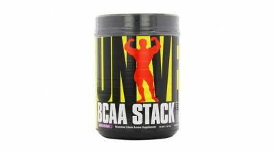 FREE Sample of BCAA Stack Grape Supplement From Universal