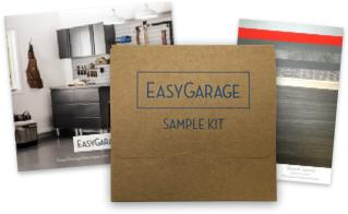 Free Easy Garage Storage Sample Kit