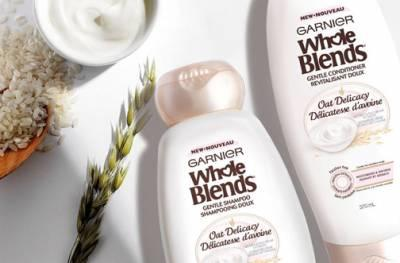 Free Whole Blends Oat Delicacy Shampoo & Conditioner