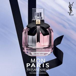 Free Yves Saint Laurent Mon Paris Fragrance Sample