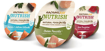 Free Rachael Ray Nutrish Cat or Dog Food Sample