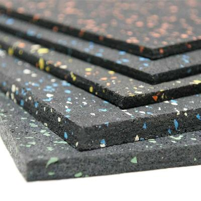 Free Rubber Flooring and Sheet Rubber Sample