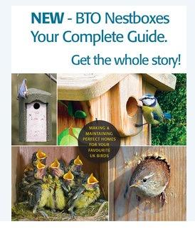 Free Information Pack from National Nest Box Week