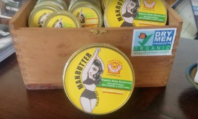 Drymen Products - Manbutter - Free Samples