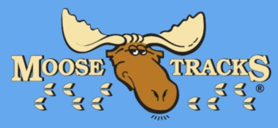 Moose Tracks - Free Stickers