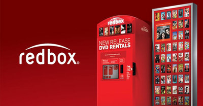 Free DVD Rental - Redbox
