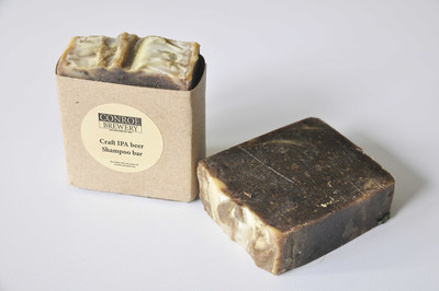 Free Conroe Brewery Beer Soap