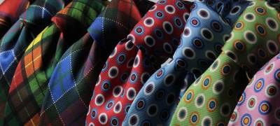 Free Necktie From Normandie Law Firm