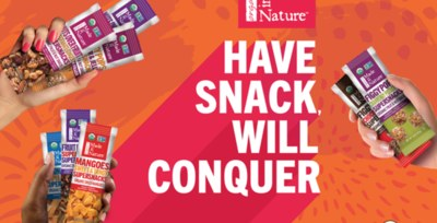 Tryspree - Get a Made In Nature Snack FREE Sample!