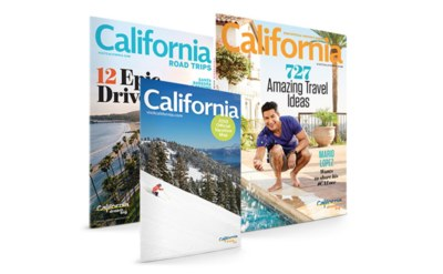 Get a FREE California Visitors Guide!