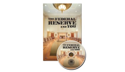 FREE The Federal Reserve and You DVD