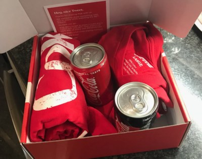 Free Custom Coke Kits