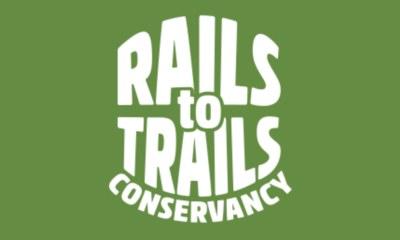Free Sticker - Rails to Trails