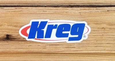 FREE Kreg Tool Sticker
