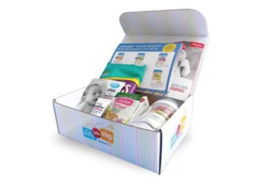 Free Baby Box from WalMart