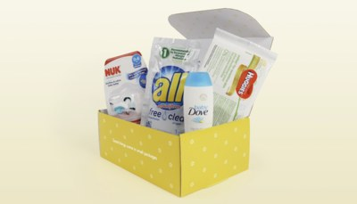 Free Baby Box from WalMart