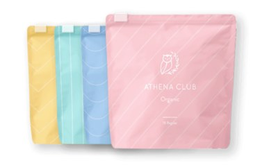 Athena Organic Tampons - Free Sample Pack