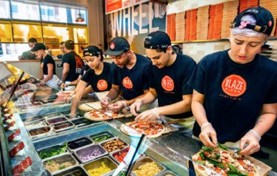 LA - Free Pizza from Blaze Pizza