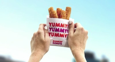 Free Donut Fries from Dunkin' Donuts