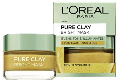 Free Pure Clay Mast from L'ORÉAL