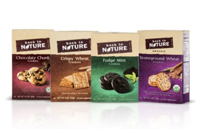 Free Back to Nature Cookies or Crackers