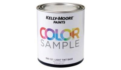 Kelly Moore Paints - Free Color Sample Quart
