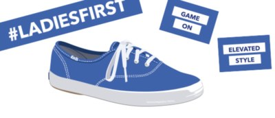 Free Stickers from Keds Shoes