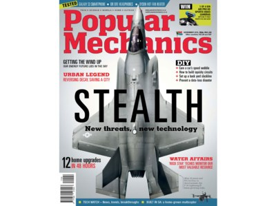 Get Popular Mechanics for Free!