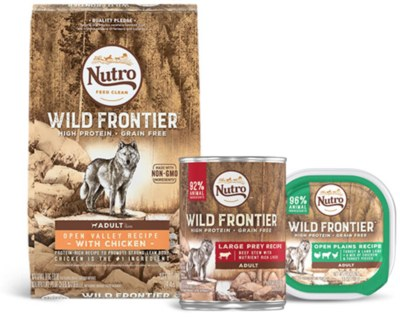 Free Wild Frontier Dog Food