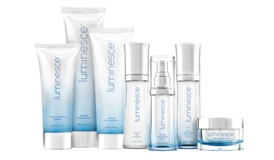 luminesce - FREE 7-Day Sample Pack