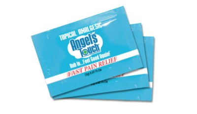 Free Samples - Angel's Touch Pain Relief